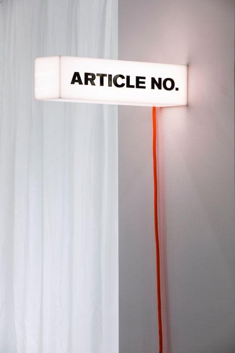 article no