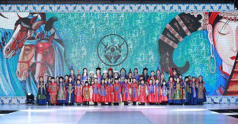 中国童模网高奢大秀