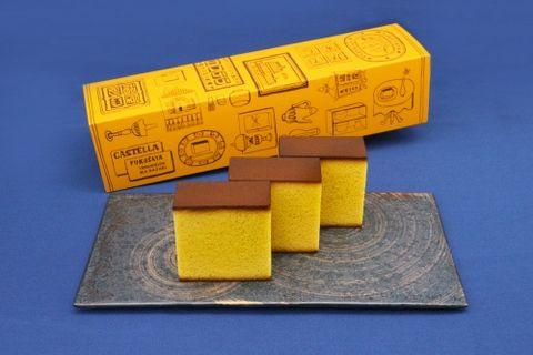 福砂屋长崎蛋糕