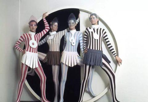 Fashion, Tights, Costume, Outerwear, Photography, Fashion design, Leggings, Uniform, Skeleton,