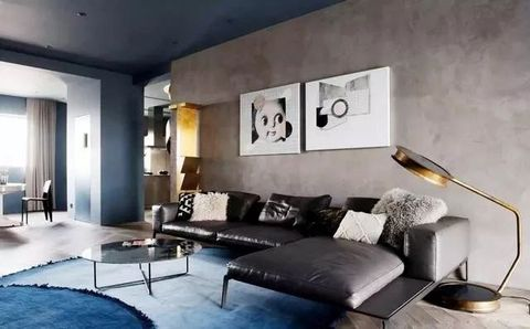 Living room, Room, Interior design, Property, Furniture, Building, House, Wall, Couch, Floor,