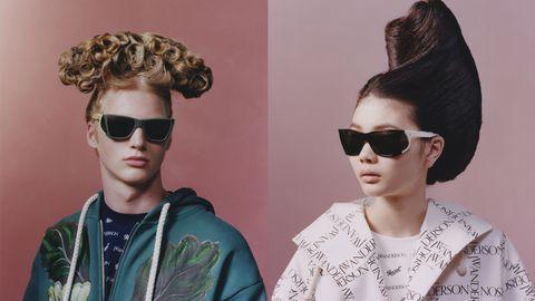 jw anderson,x persol,glasses,眼镜,经典,美学,突破,魅力,创新