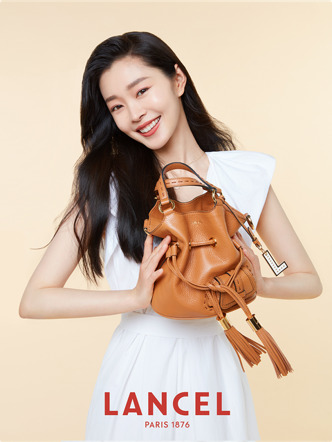 lancel, Song Yi, Tanabata, bucket bag, Valentine's Day, warm, romantic, bag, elegant, flexible