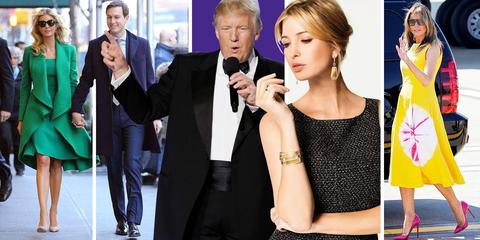 特朗普,特朗普一家,美国总统特朗普,伊万卡特朗普,梅拉尼娅特朗普