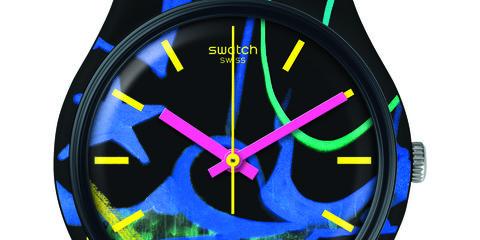 Analog watch, Watch, Electric blue, Fashion accessory, Strap,