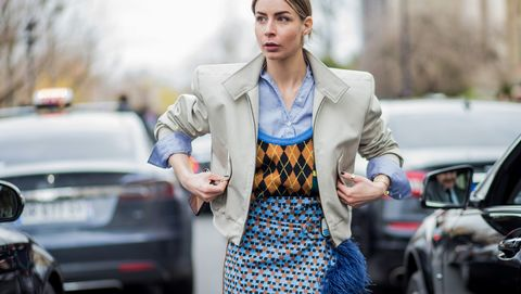 Street fashion, Clothing, Fashion, Automotive design, Dress, Luxury vehicle, Outerwear, Personal luxury car, Vehicle, Neck,