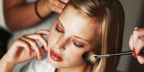 Hair, Face, Eyebrow, Eyelash, Beauty, Skin, Makeup artist, Mascara, Cheek, Lip,