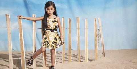 White, Blue, Clothing, Yellow, Fashion, Beauty, Dress, Beach, Summer, Sea,