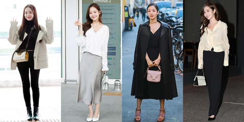 Clothing, Fashion, Dress, Fashion model, Shoulder, Street fashion, Footwear, Formal wear, Black-and-white, Neck,