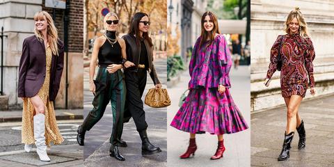 Clothing, Street fashion, Fashion, Fashion model, Footwear, Pink, Dress, Shoe, Fashion design, Leg,