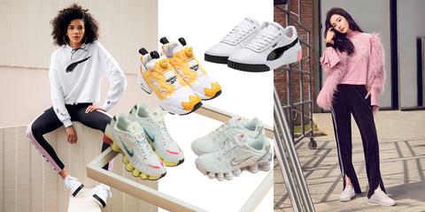 White, Footwear, Shoe, Fashion, Plimsoll shoe, Sneakers, Athletic shoe, Fashion design, Style,